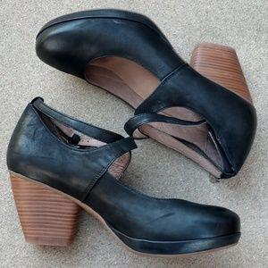 Dansko Minette Black Size 40